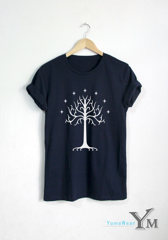 T Shirt White Tree Gondor