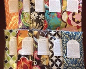 20 Lavender and Rice Eye Pillows - Great for Yoga, Gifts, or to Resell! Lavender Eye Pillow Aromatherapy