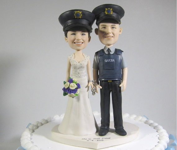 wedding cake toppers northern ireland items similar to ireland theme wedding cake topper 26556