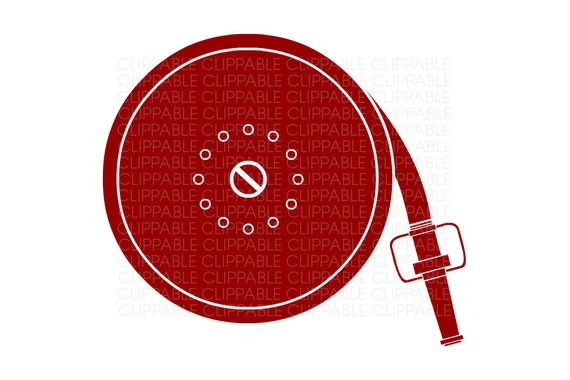 clipart fire hose reel - photo #9