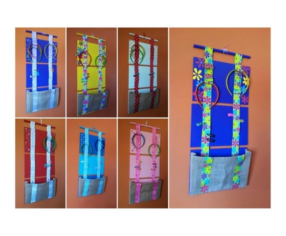 hair accessory organizer for girls headbands by. Black Bedroom Furniture Sets. Home Design Ideas