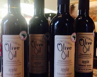 Apple Infused Balsamic Vinegar