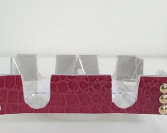 Custom Canasta Tray