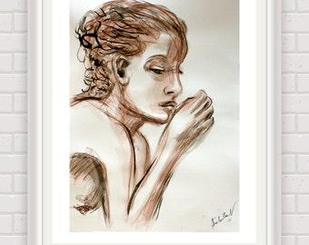 Erotische zeichnungen | Etsy