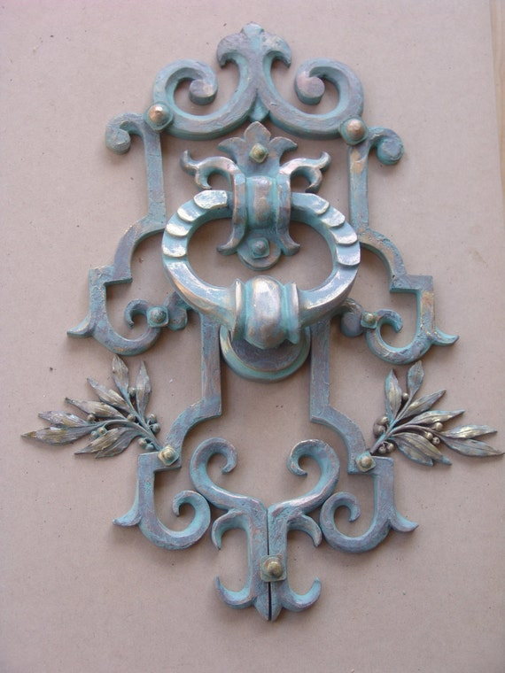 Razzel-Dazzle Door Knocker