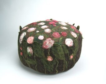 Peony Poof .... you can sit on roses ..