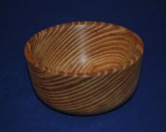 Black Locust Bowl