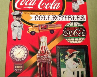 Goldstein's Coca Cola Delicious & Refreshing Collectibles With Update Values 1993