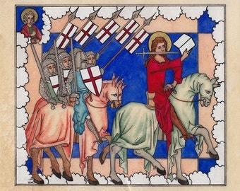 Crusaders Illumination