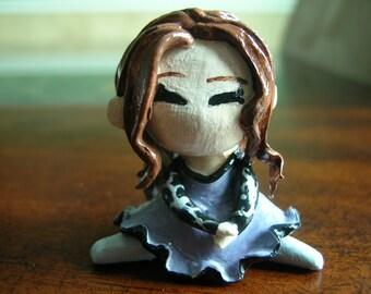 Melinda Gordon Chibi Miniature Figure - Ghost Whisperer - Jennifer Love Hewitt