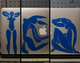 Blue Nudes - Henri Matisse - Paper Cut Outs