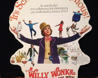 Willy Wonka and the Chocolate Factory Standup