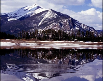 24x36 Poster; Rocky Mountains Colorado