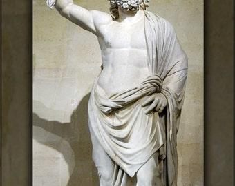 24x36 Poster; Zeus