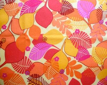 Always Blooming Mango Fabric