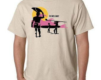 The Endless Summer Surfing T-Shirt All Sizes & Colors (362)