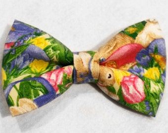Easter Bow Tie, Spring Bowtie, Dog Bow Tie, Mens Bow Tie, Boys Bow Tie, Kids Bow Tie, Toddler Bow Tie, Bow Tie, For Him