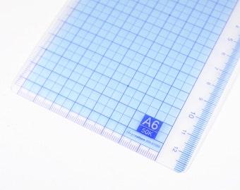 A6 Pencil Board for Hobonichi or Filofax Journals