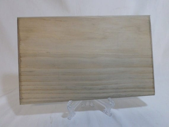 Blank Wood Plaque Pine Wood Unfinished Aged Finish Sign