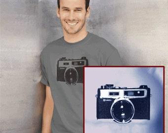 camera t.shirt vintage camera cool trendy vintage t.shirt design