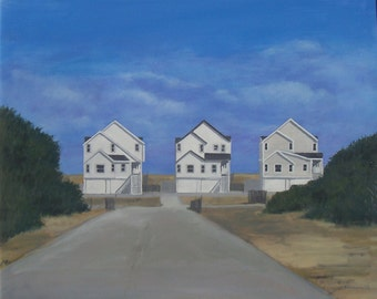 Outer Banks (original oil on canvas)