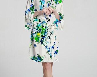 40496 Kimono robe bridesmaid robe bridal party robe bridesmaid gift silk robe wedding dress,bridesmaid label,bridesmaid pajamas,brides robe,