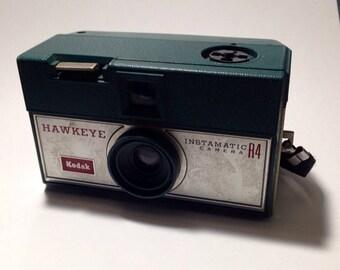 Kodak Hawkeye Instamatic R4 110 Camera
