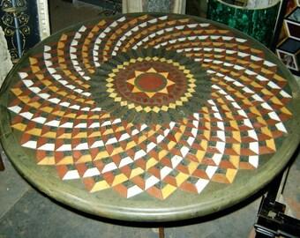 table cosmati circular marble  lowered 36%