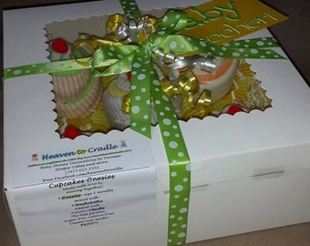 Cupcake Oneies