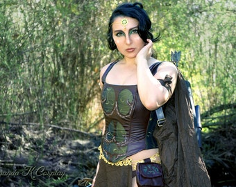 PRICE DROP!!! Forest Elf Renaissance Faire *Complete Costume*