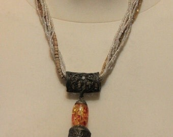 Antique necklace from Morocco