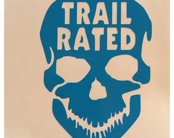 trail rated skull