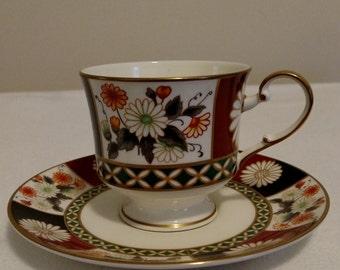 Mikasa tea cup and saucer