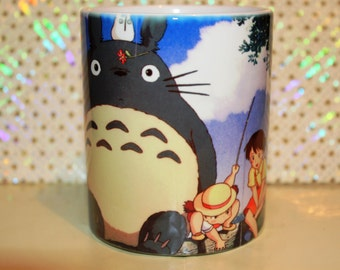 Studio Ghibli Mug My Neighbor Totoro Tea/Coffee cup mug