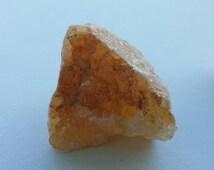 One Golden healer quartz rough