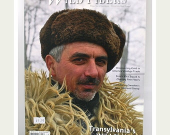Wild Fiber, vol 8, issue 4, winter 2011-2012