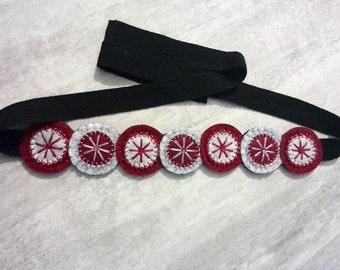 Hair supply band