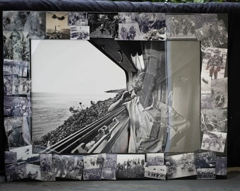 Photography from Vietnam with custom frame