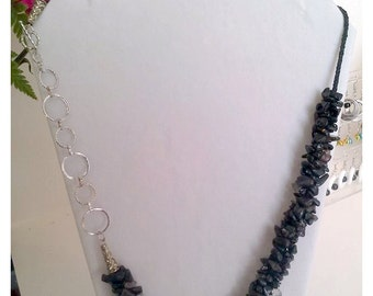 Black Rock and Chain