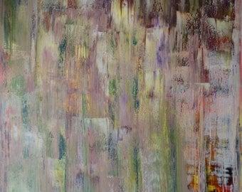 acrylic on canvas / original painting / 80 x 65 cm