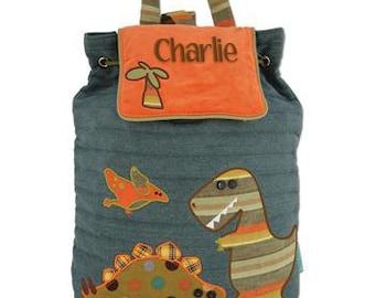 Personalised Nursery Backpack - Dino
