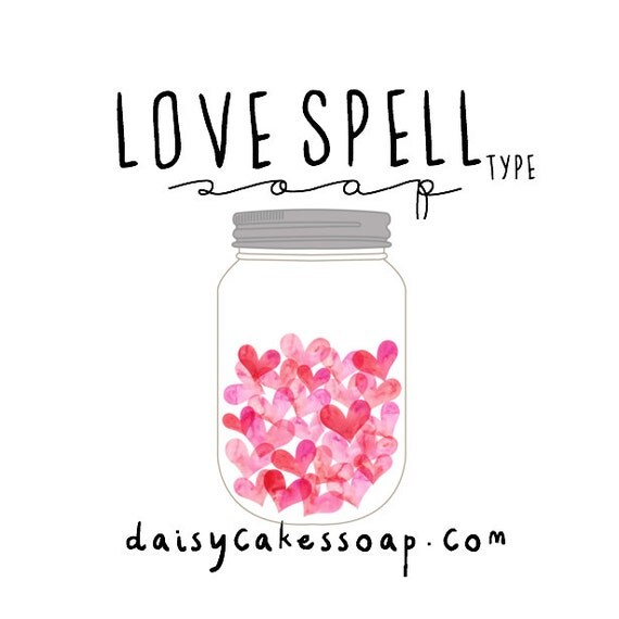 Love spell soap a luxurious body bar with cocoa by How to spell luxurious