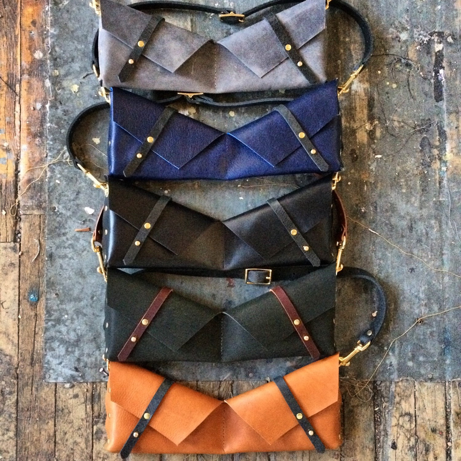 The flux holster bag.