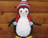 Wintertime Penguin Pinata - MADE TO ORDER