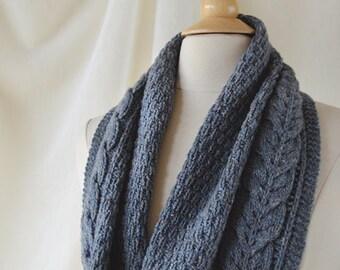 Eastward Cowl Knitting Pattern PDF