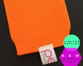 N E W   L i m i t e d   e d i t i o n  -   iphone 6 PLUS  sock -   Fluro orange