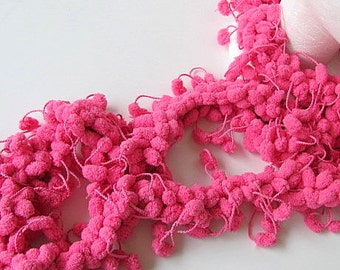 Hot Pink Boa Scarf FREE US Shipping