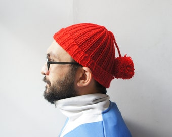 Steve Zissou-Klaus hat-gift for him,party favor,collectable