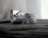 Not all who wander are lost, Secret Message Ring, Inspirational Quote Ring