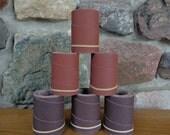 6 New Pre-Cut Sanding Belts Abrasive Strips for Ryobi WDS1600 Sander